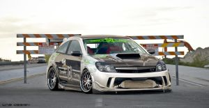 Opel Astra 'Quick' CP by WasiDesign