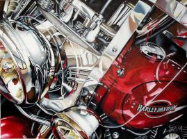 Reflections of a great heritage I by prismacolorjessie