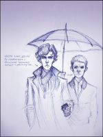 Sherlock, first trying by FrAlichen