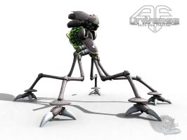 AF Universe - Anneron Multipod by Councilor