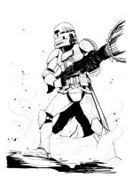 Airborne Storm Trooper by Zubby