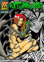 895graphics witchblade colored by 895graphics