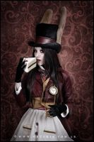 Alice Madness returns_late but lucky by florrrr