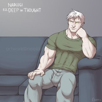 Deep in Thought by neekko