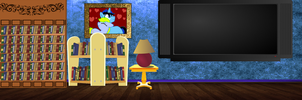 Connie's Video Room (Take 2) by Rancor-Palmach