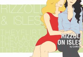 Rizzles fanbook's cover by CivMirus