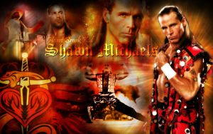 shawn michaels wwe by xxsoultakingfreakxx