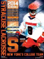 syracuse men's lacrosse by Satansgoalie
