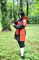 Cosplay Uchiha Madara 344 by NakagoinKuto