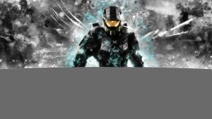 Master chief 360 wallpaper by vamp1646