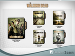 The Walking Dead Icon Pack by GianMendes