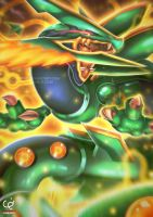 HEAVENS WRATH - MEGA RAYQUAZA'S ASCENT