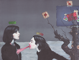 The Poison Makes Her Pretty by kolaboy