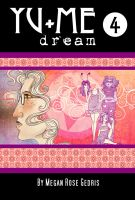 YUME Book 4 Cover by rosalarian