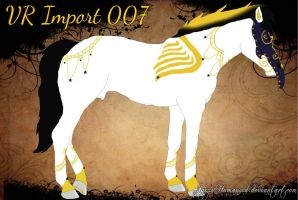 VR Import 007 by MonsoonWolf