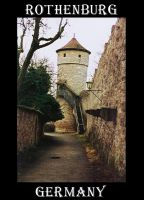 Rothenburg, Germany by AG88
