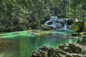 Erawan Falls, Tier 1 by JBord