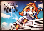 500 hits! Thank you! by FOX-POP