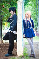 Sword Art Online: School Uniform Version by alainbrian