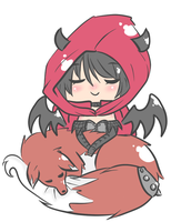Red Riding Hood -AT- by Erenii