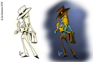 SpongeBob DetectivePants by 2Ajoe