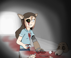 How Animatronic Chaos was really made. by Chaos55t