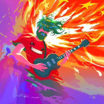 Music and colors and shiz by ZEBES