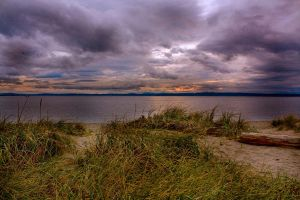 Seattle Beach by manleyaudio