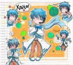 Vocaloid_Kaito by Soul-of-the-Sword