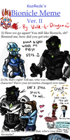 Bionicle Meme numer-O 2 by JarODragon