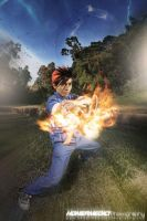 Flame of Recca: Flame Power by jei