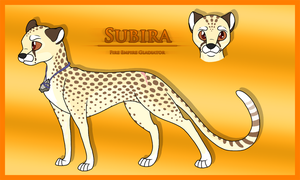 EBC Subira - Up for Adoption [closed] by PancakeShiners