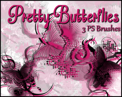 PS Pretty Butterflies by Illyera