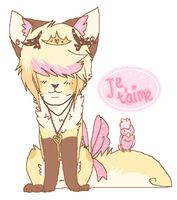 Je t'aime by felicities