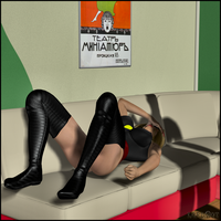 Ms. Marvel Dazed 01 by LordSnot