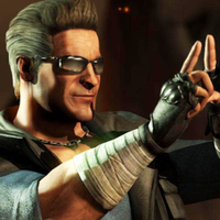 Mortal Kombat X - Johnny Cage Icon (2) by TheARKSGuardian