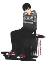 the sweater king by zjeanelle
