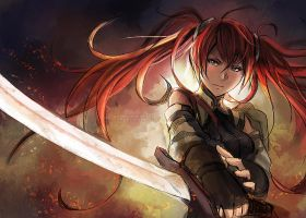 Severa by HellyonWhite