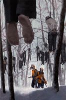 The Clearing by davepalumbo