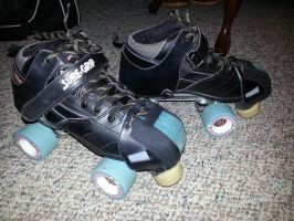 Roller Skate Heel and Toe Guards by Altitude-Artisan