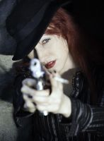 Put my finger on the trigger by venusmantrap