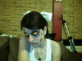 Little Sister Makeup by XxXGothicThingXxX