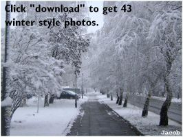 snowy, winter style photo-collection by JacobMainland