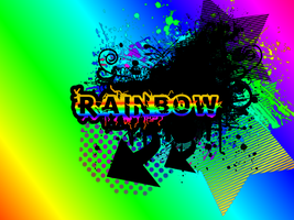Rainbow Vector by RAD-Master-PL