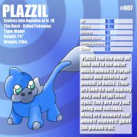 Fakedex - Plazzil by jayceitsyou