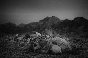 Stones of Rest by eccentricphotography
