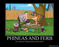 Phineas And Ferb by Thesouzaman98