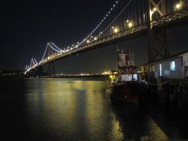 Bay Bridge by eyexcell