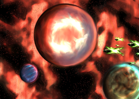Planets-exclaimation point- by the-crowing-is-near
