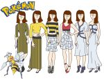 Pokemon fashion: Beedrill by Willemijn1991